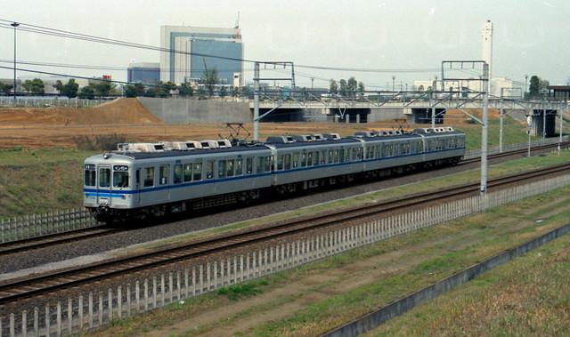 北総開発鉄道7150形